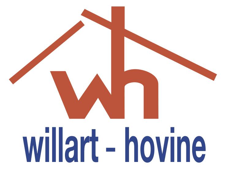 Logo Willart Hovine matériaux batiments professionnels particuliers