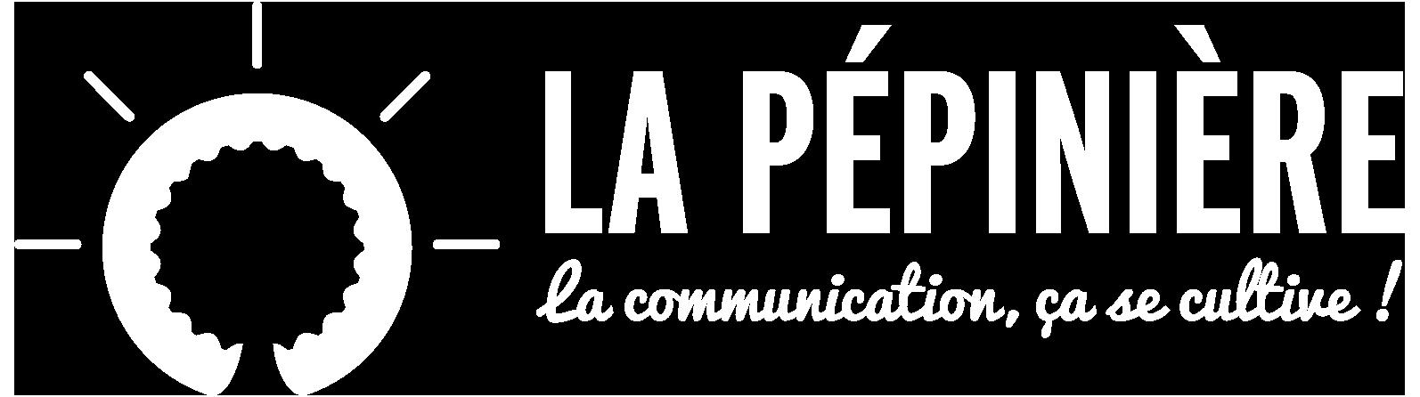 Logo la Pépinière agence communication Merville Hauts de France